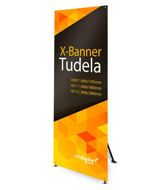 Soporte X-Banner Barato Tudela