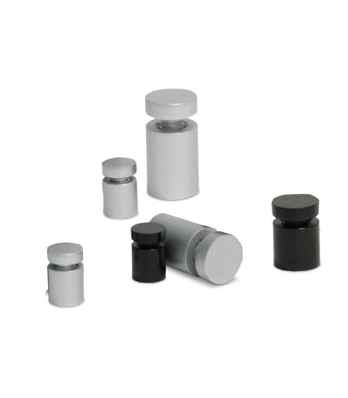 Separadores de Aluminio para placas Ø13x19mm