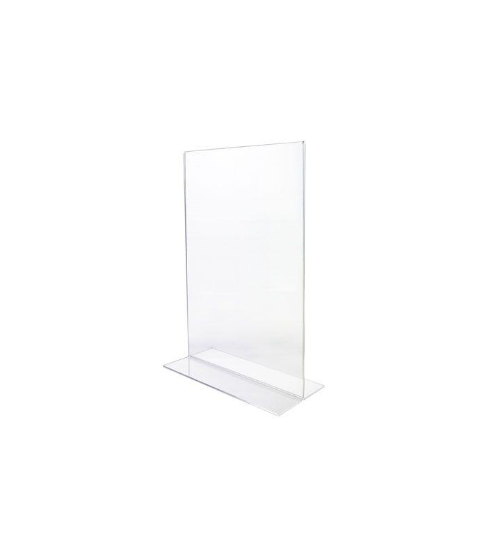 Porta menús, porta gráficas vertical