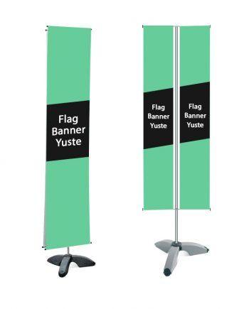 Flag Banner Yuste