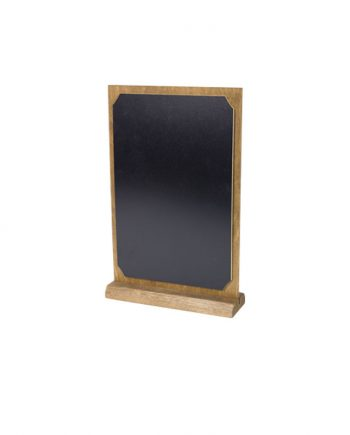 Pizarra de Mesa Framing Doble Cara