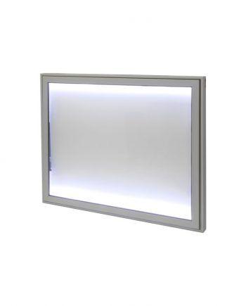Vitrina Exterior Con Luz LED