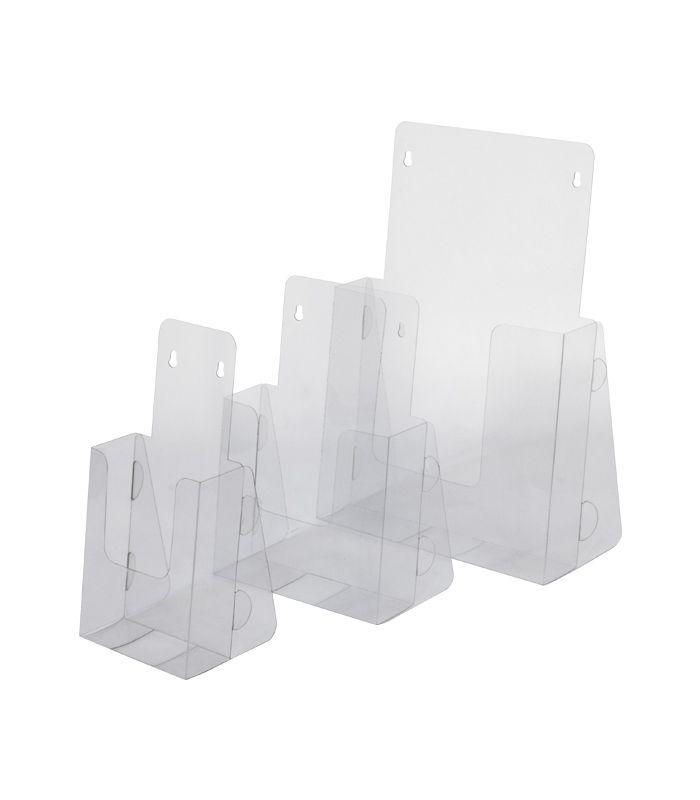 Portafolletos de PVC